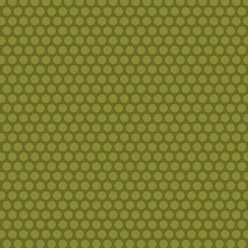Andover SEQUOIA, Berries Green 8759G, 100% Cotton Patchwork Quilting Fabric